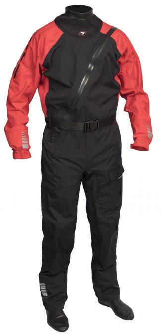 Sandiline Drysuit P3 Red Black