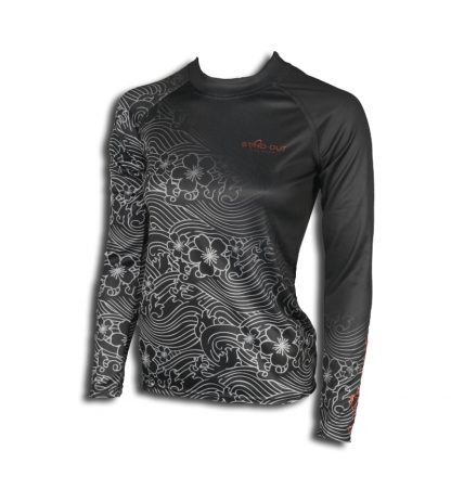 QuickDry Long Sleeve Stand Out Woman