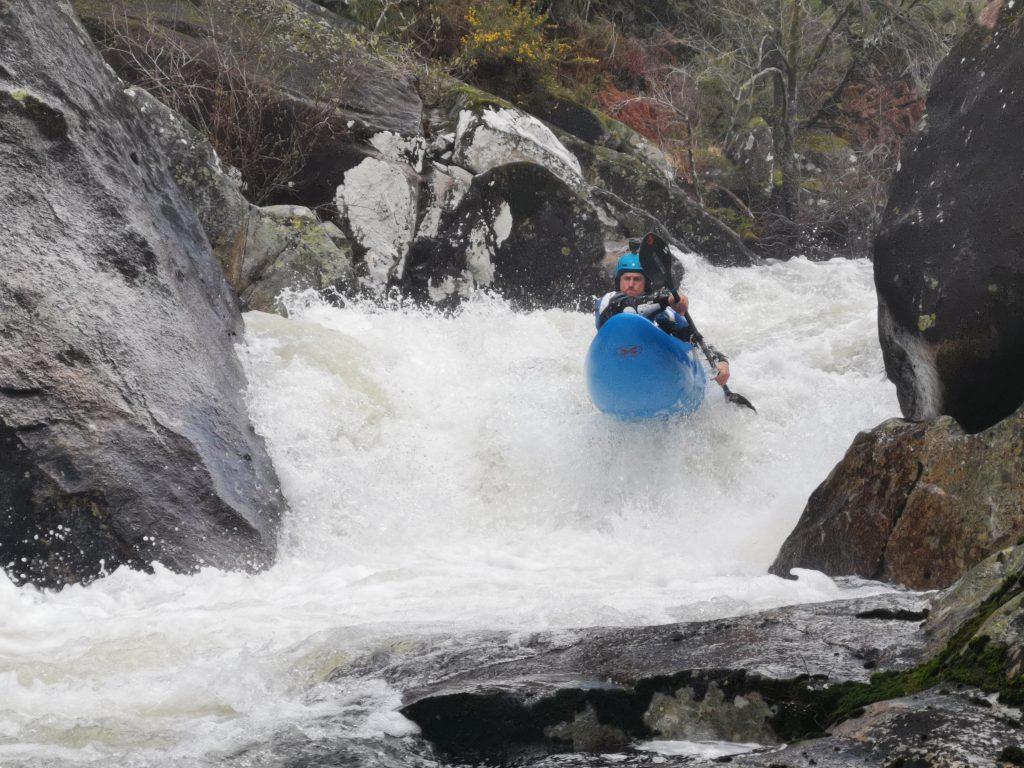 kayak boof